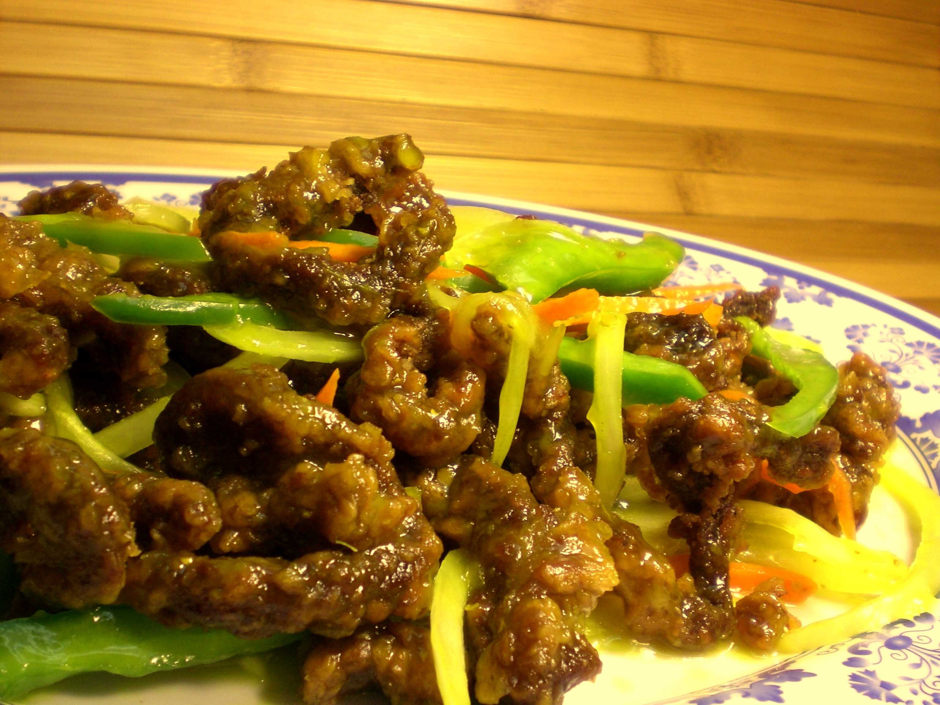 Spicy Crispy Beef Recipes — Dishmaps