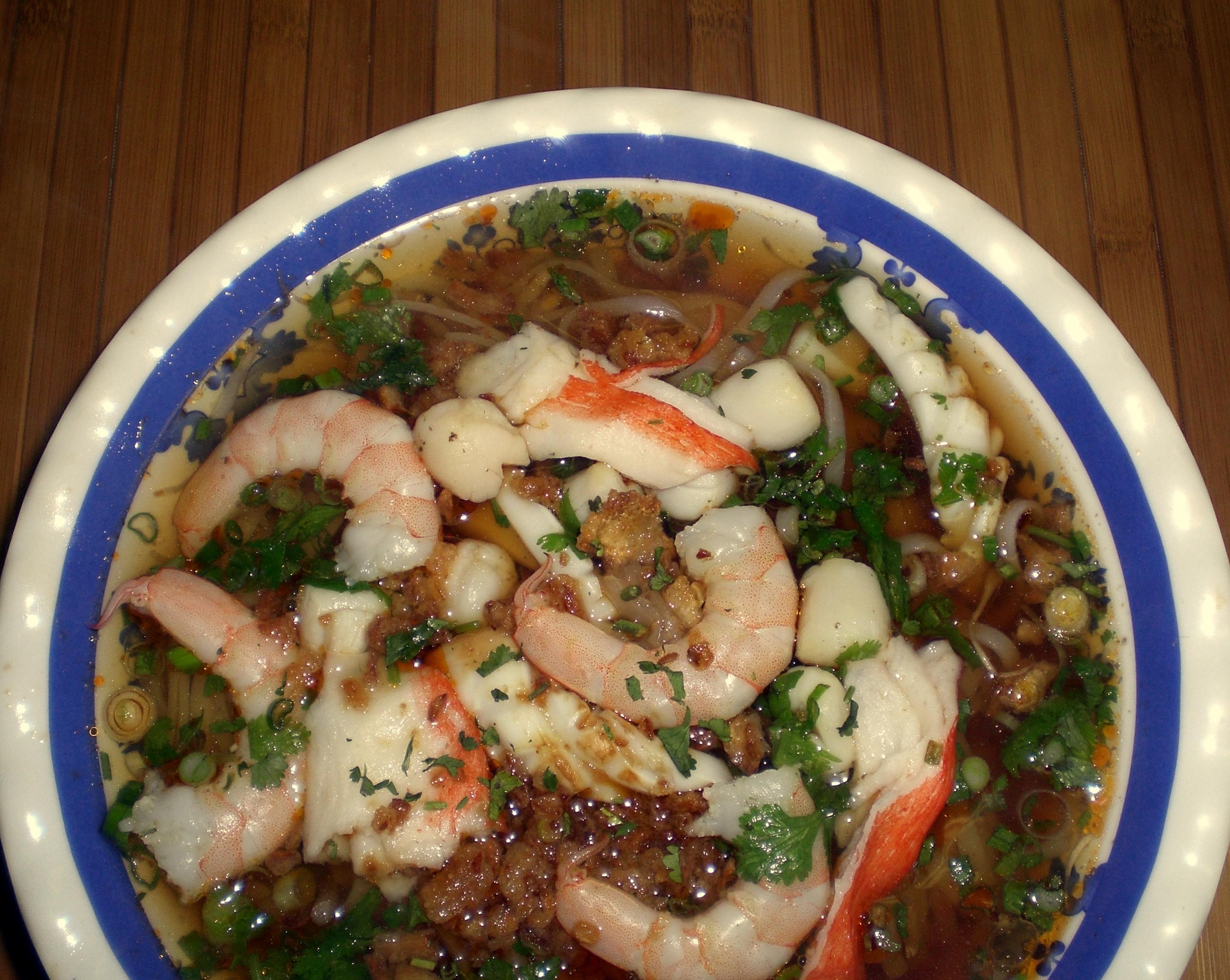 Spicy Thai Noodles With Shrimp Spicy Thai Noodle Soup