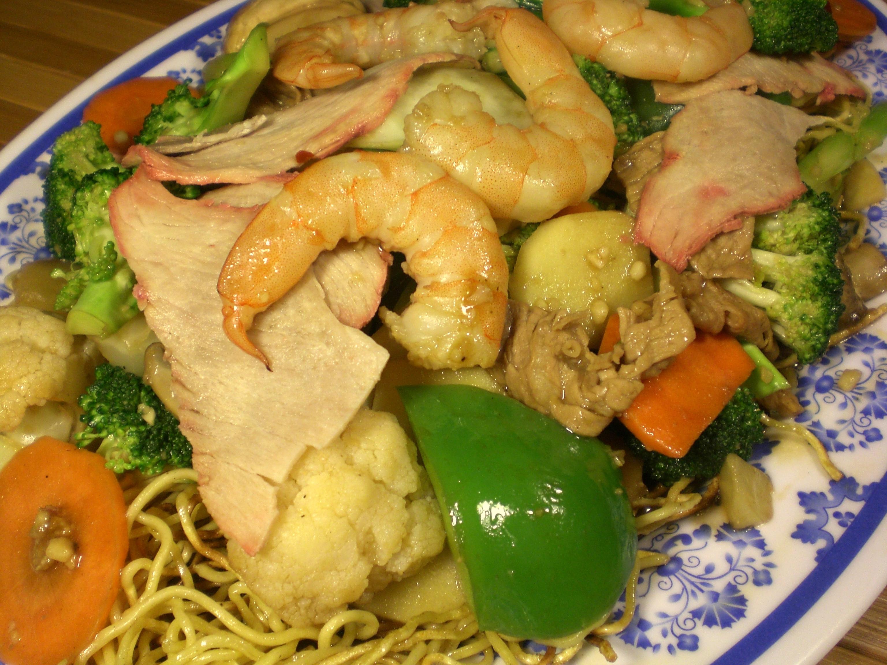 Spicy Garden Restauran... House Special Chow Mein Recipe
